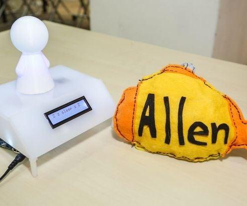 MABO - Monitoring System of Children in School (Intel IoT)