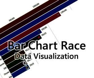 Bar Chart Race Data Visualization