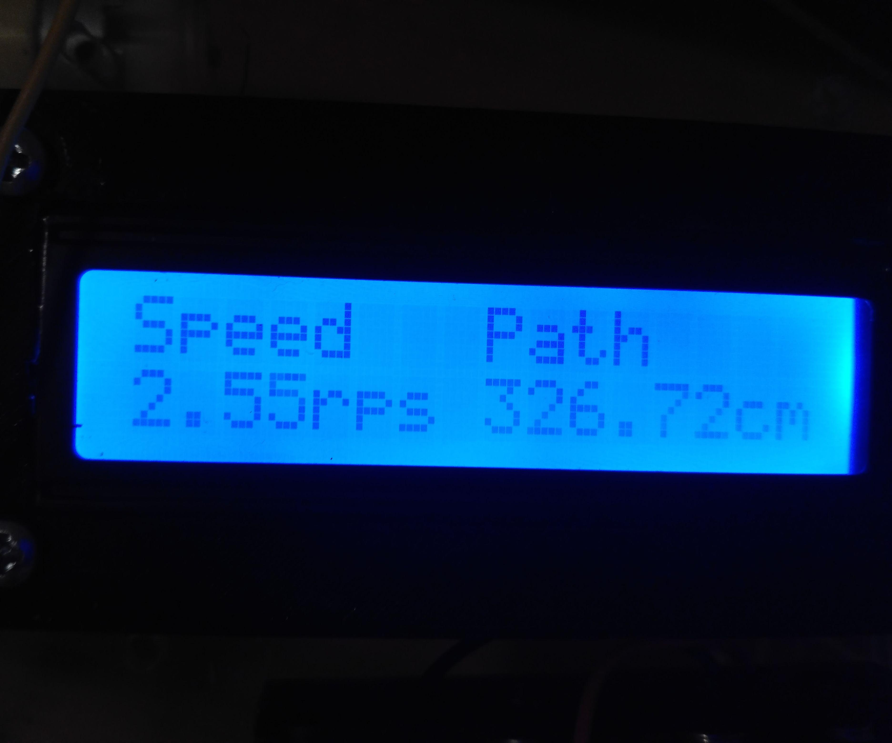 RPM measurement using Hall sensor and Arduino