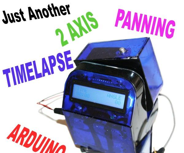 Time Lapse Camera Robot