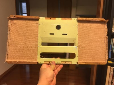 Build a Stereo From a Stereo-like-looking 1 - Cut Out the Other Hole