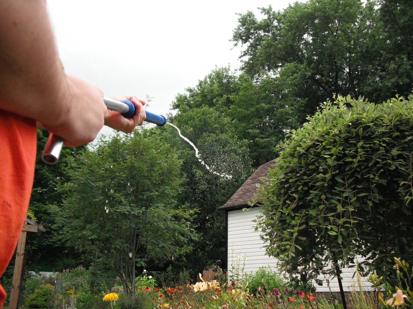 Water Hand Cannon