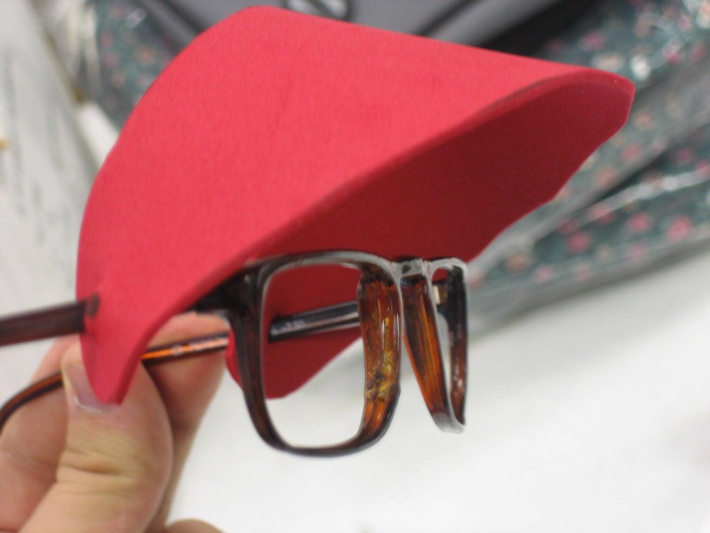 Insert Onto Glasses