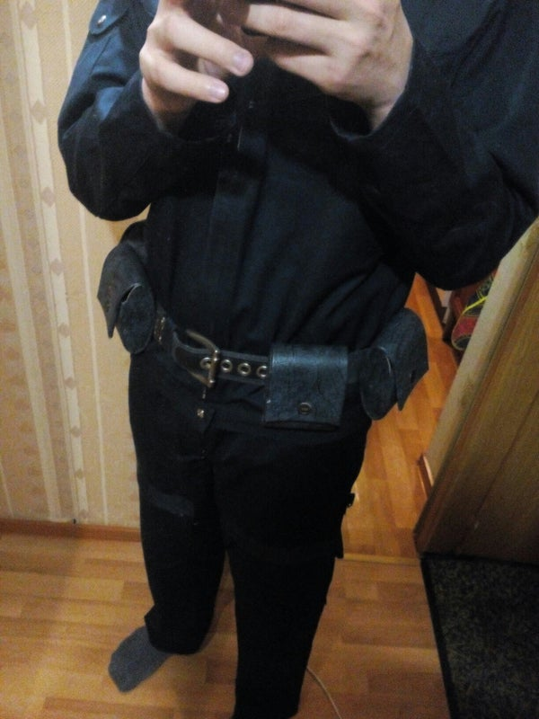 Mandalorian Belt