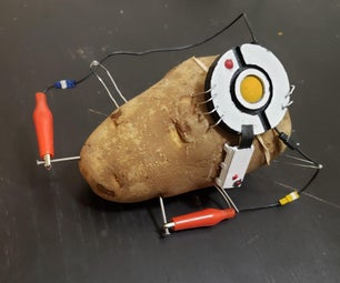 DIY马铃薯