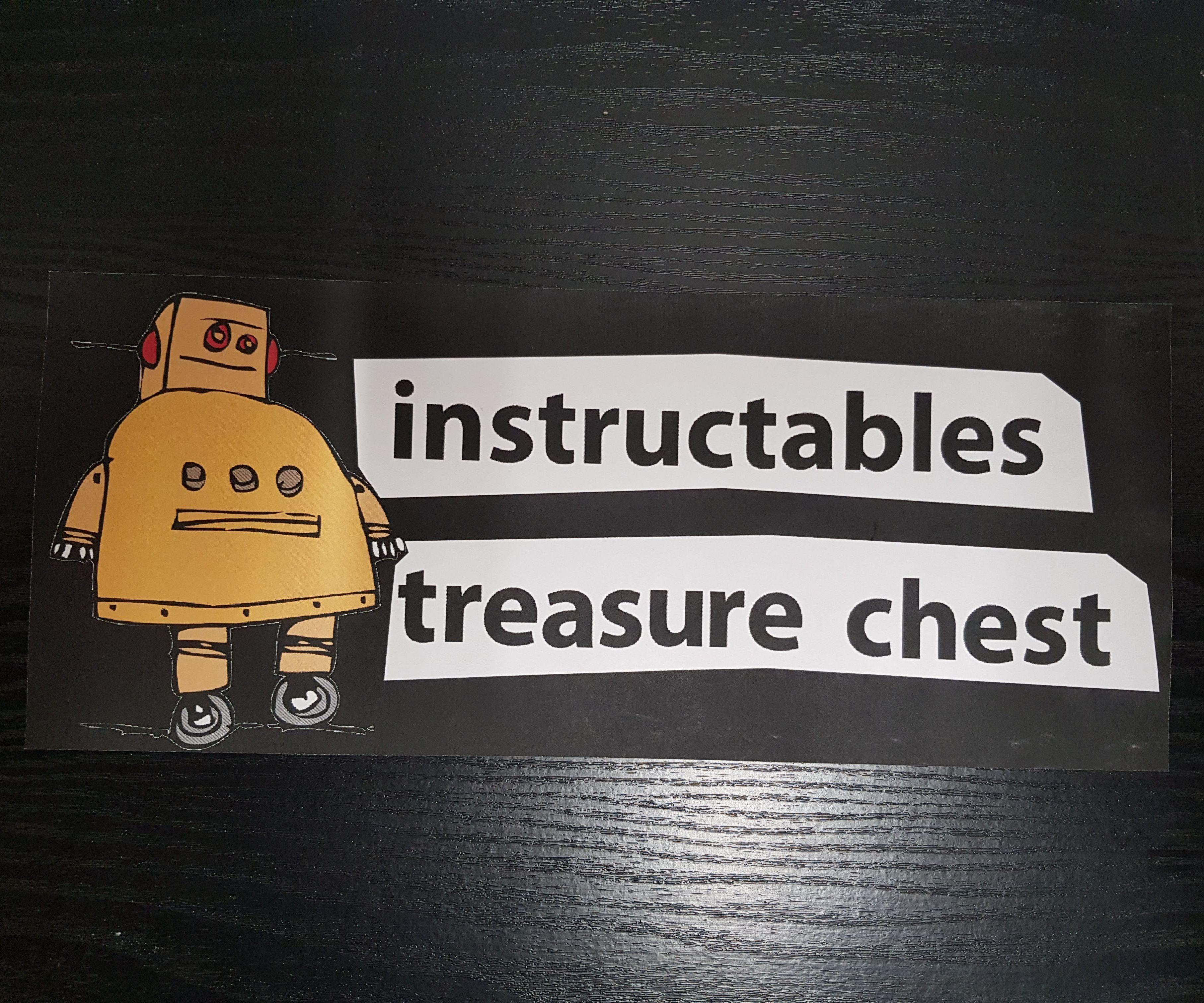 Trash to Treasure Chest!