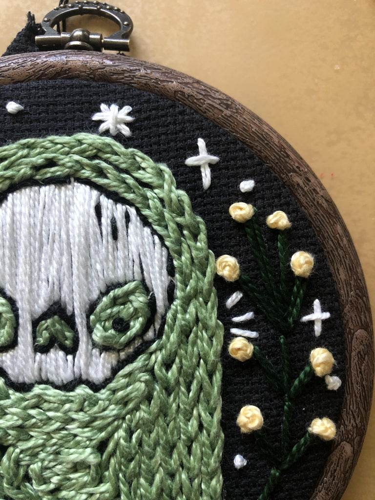 (optional) Stitching the Sparkles