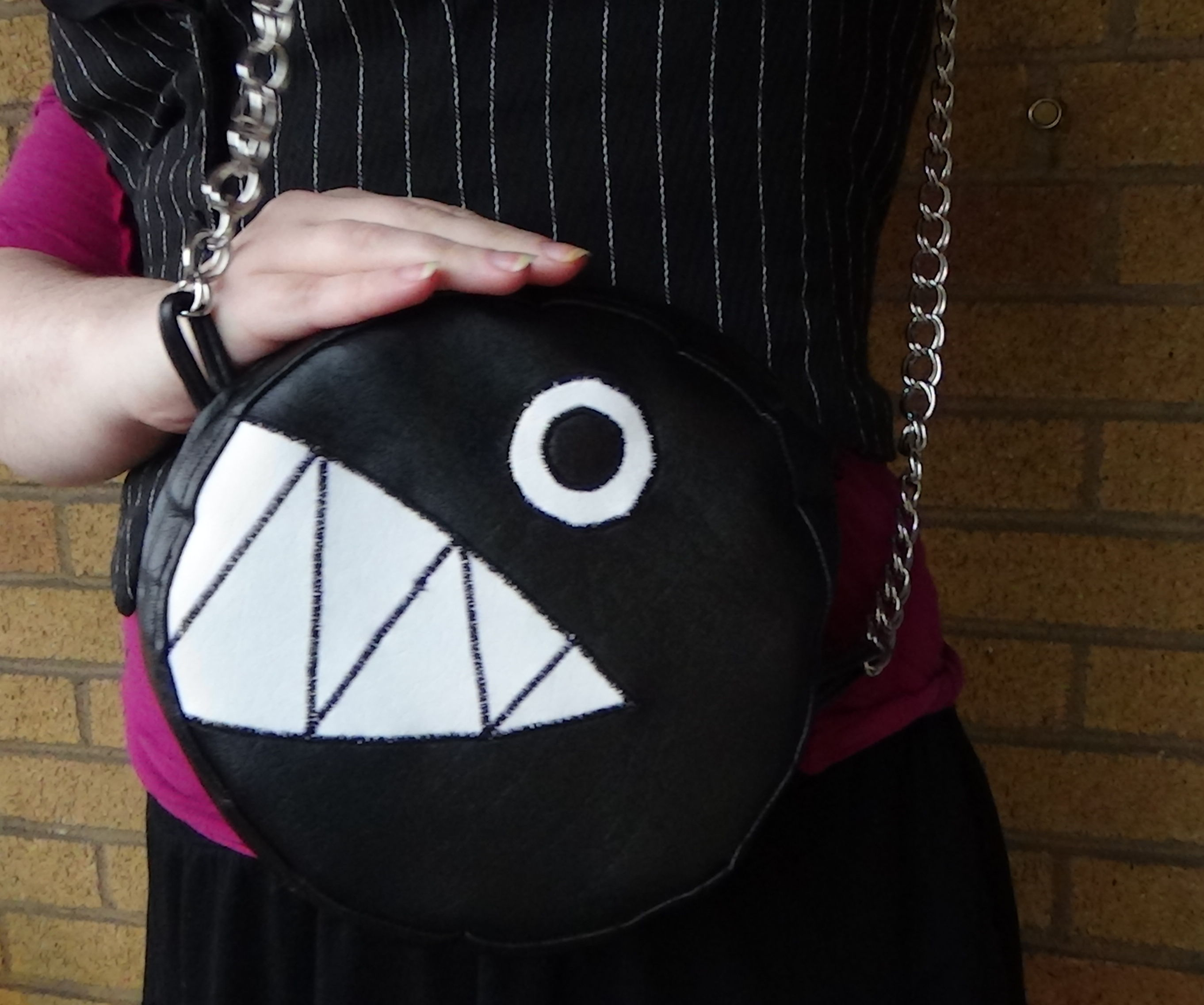 Chainchomp Purse