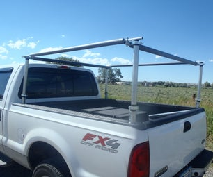 Truck Bed Utility Rack