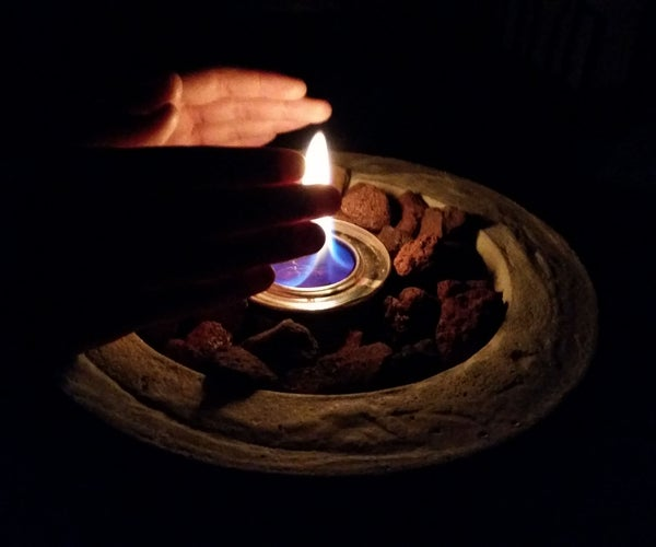Tabletop Fire Pit