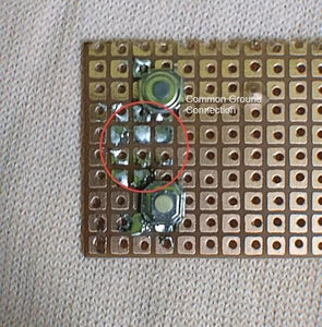 Hardware: PerfBoard Assembly (Switches)