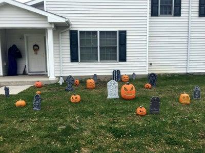 Graveyard Setup