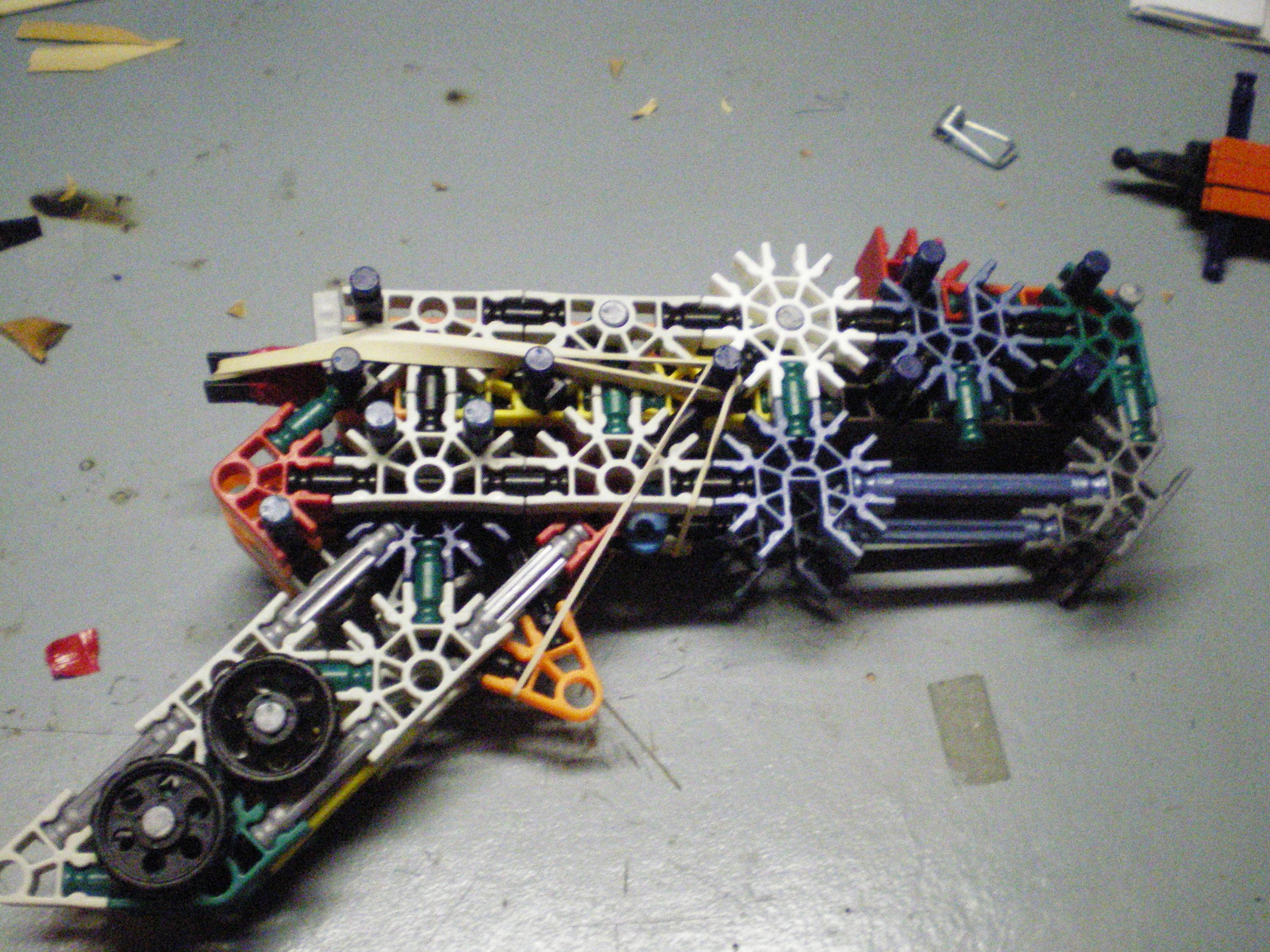 Hand-held grenade launcher v2