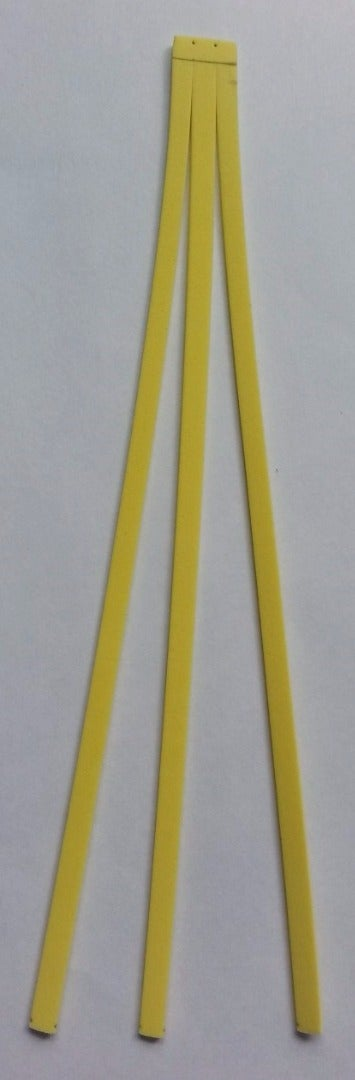 Measure and Cut Braid Strips