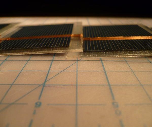 Make Modular, Pocket-Sized Solar Panels