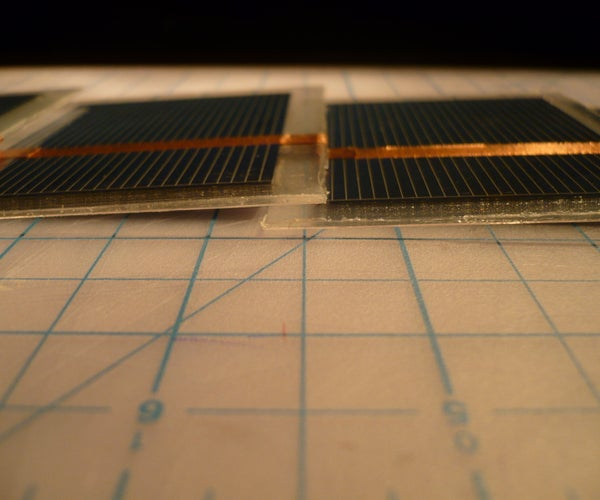 Make Modular, Pocket-Sized Solar Panels