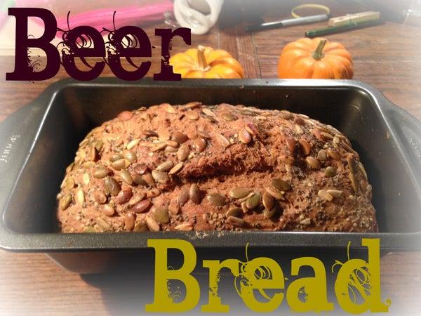 Beer Bread: One More Way to Love Beer.