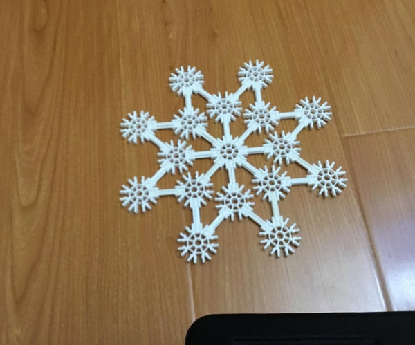 Knex Star With Instructions