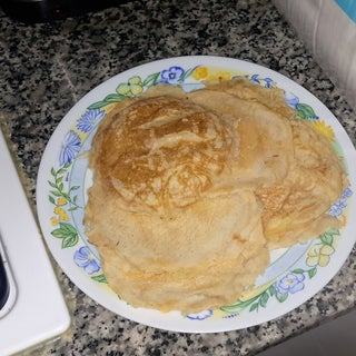 Pancakes for the Cooking Impaired