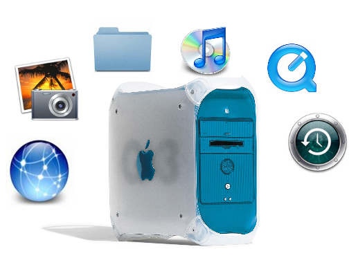 Turn an Old Mac Into a Home File Server!