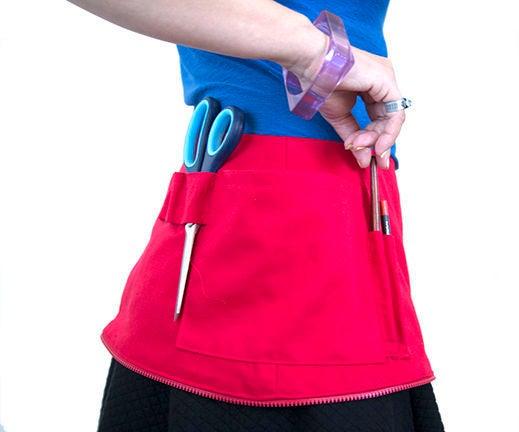 DIY Zip-off Skirt : Change Length