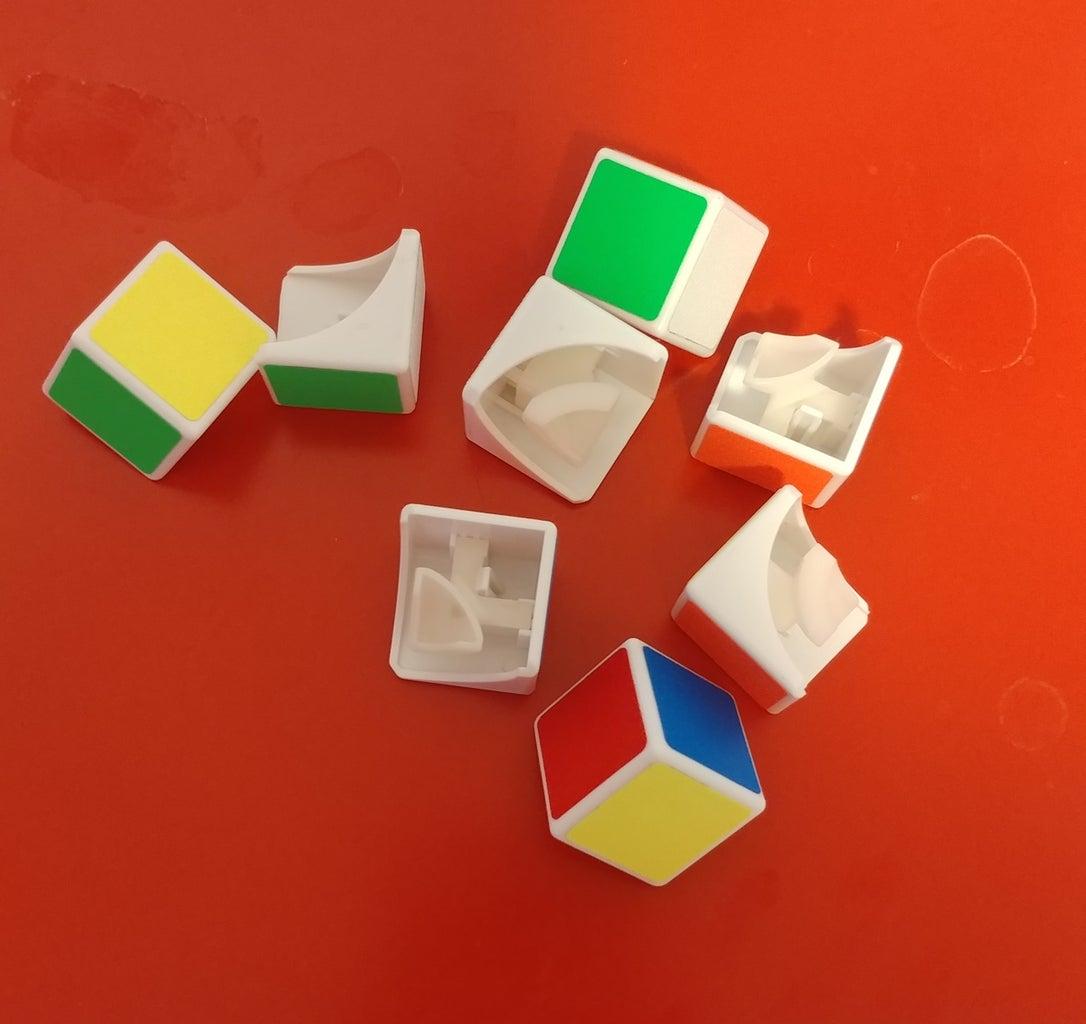Locate Your Rubix Cube