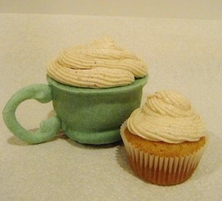 Tea Cup-Cakes