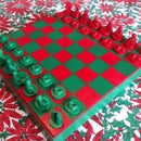 Personalized Family Chess Set