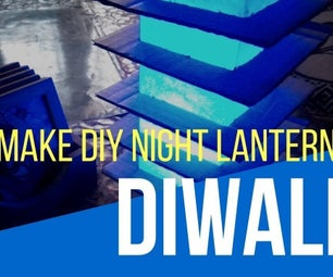 How to Make DIY Home Decor Lantern Very Easily