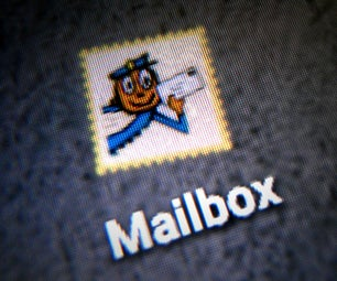 使用智能手机v2的邮箱通知程序