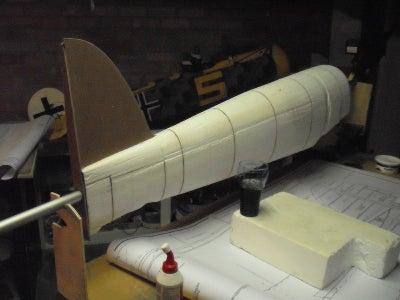 Making the Fuselage Plug