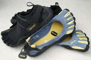 DIY Toe Socks for Vibram FiveFingers