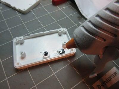 Glue IR Components