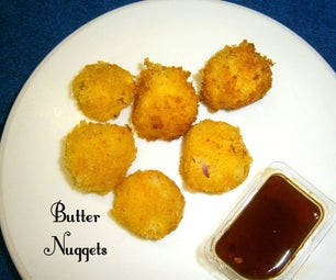 Herb Spiced Butter Nuggets