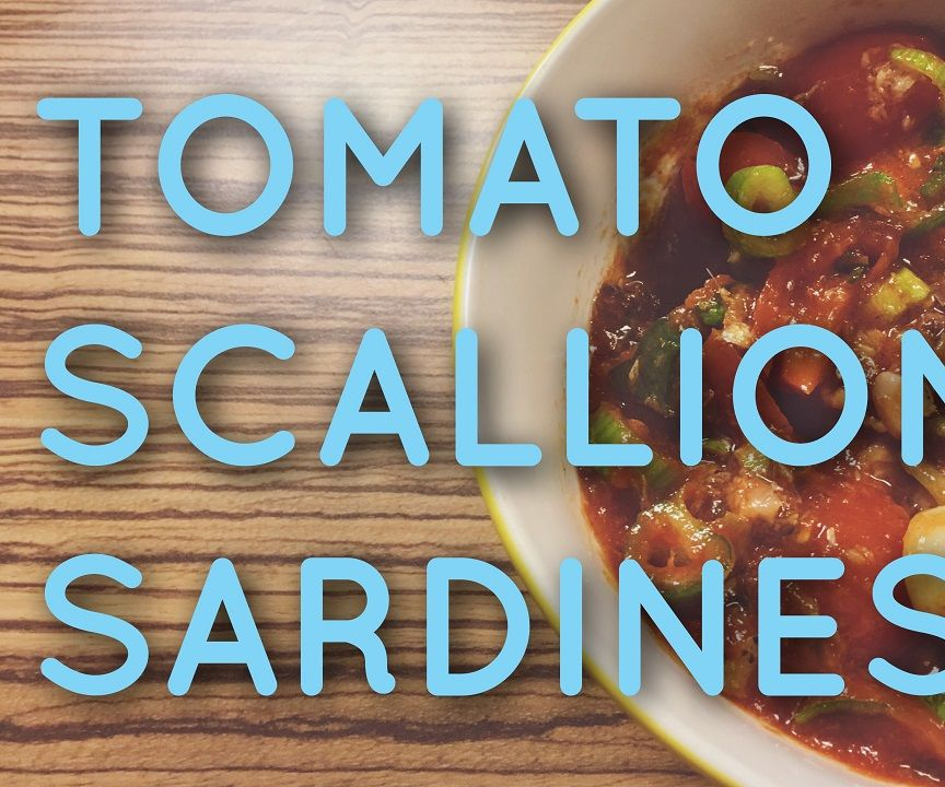Easy way to make Canned Sardines delicious