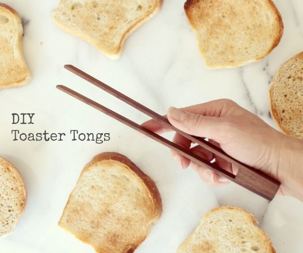 Toaster Tongs