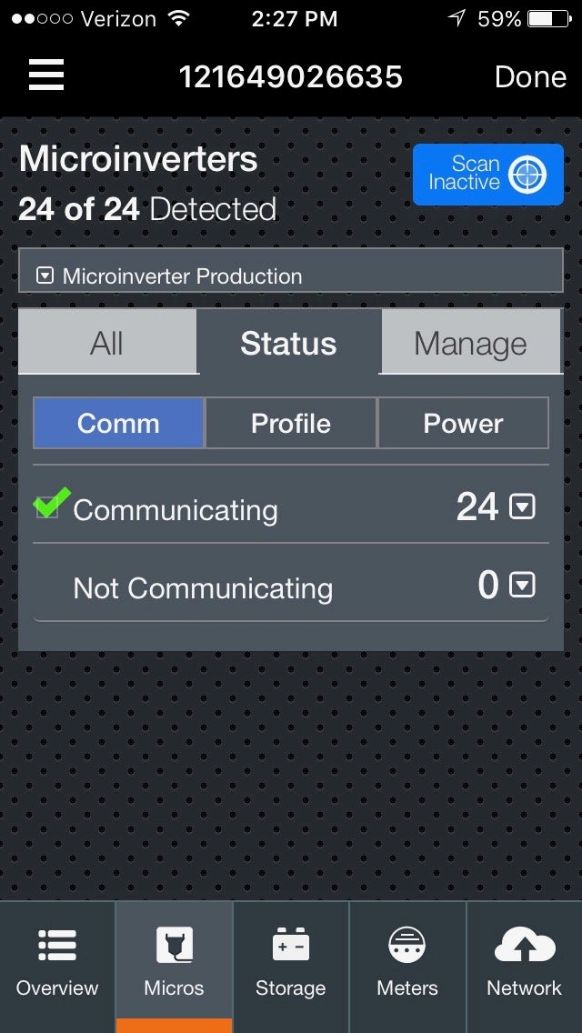 Commissioning and Testing