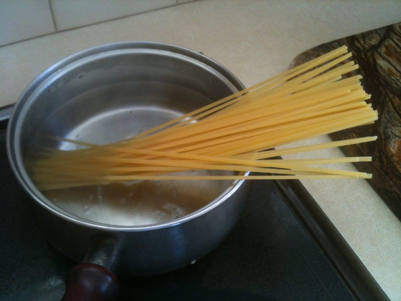 64p Pasta Carbonara in One Pot - Student Life
