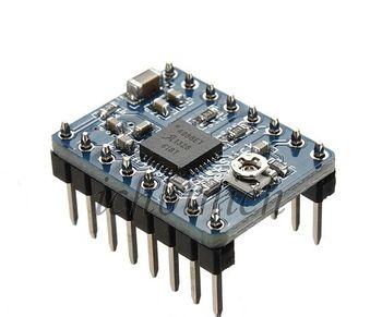 Drive a Stepper Motor With an Arduino and a A4988 Stepstick/Pololu Driver