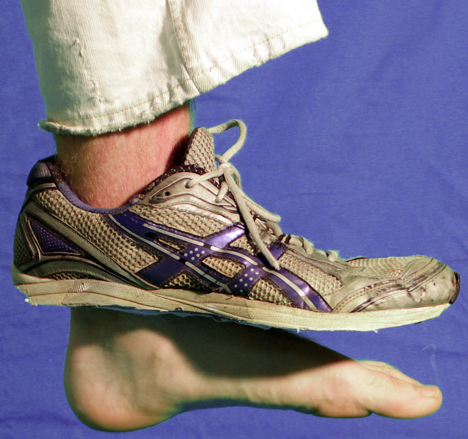 Barefoot Incognito: Hyper-minimalist