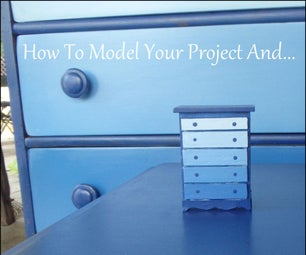 Model Your Before and  After Project