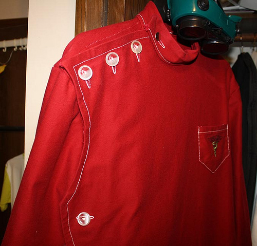 Sew a Dr. Horrible Jacket/Coat
