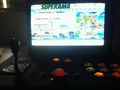 Super Arcade of Awesomeness and Super Hero Justiceness