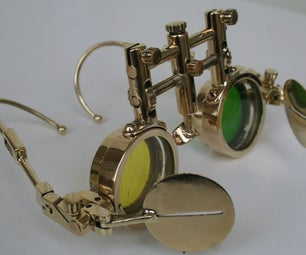 Steampunk Spectacles #2