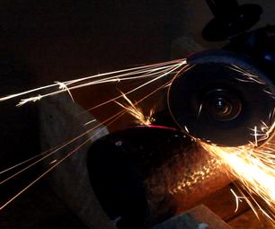 角磨机用激光导轨