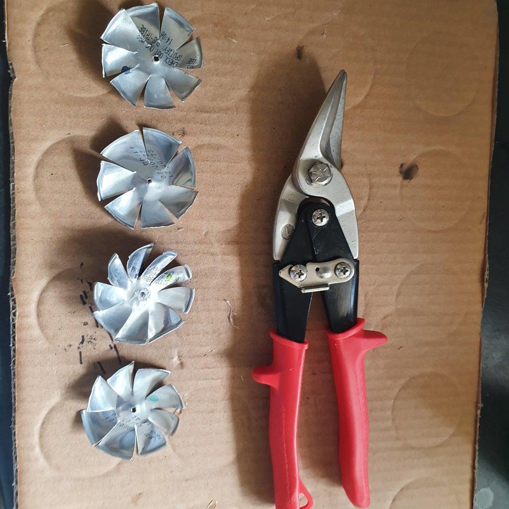 Make Turbine Blades (2)