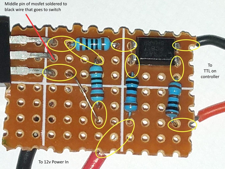 Assembling the MO1 Board Part 3