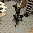 Lego Half-Life - Combine Sentry Turret