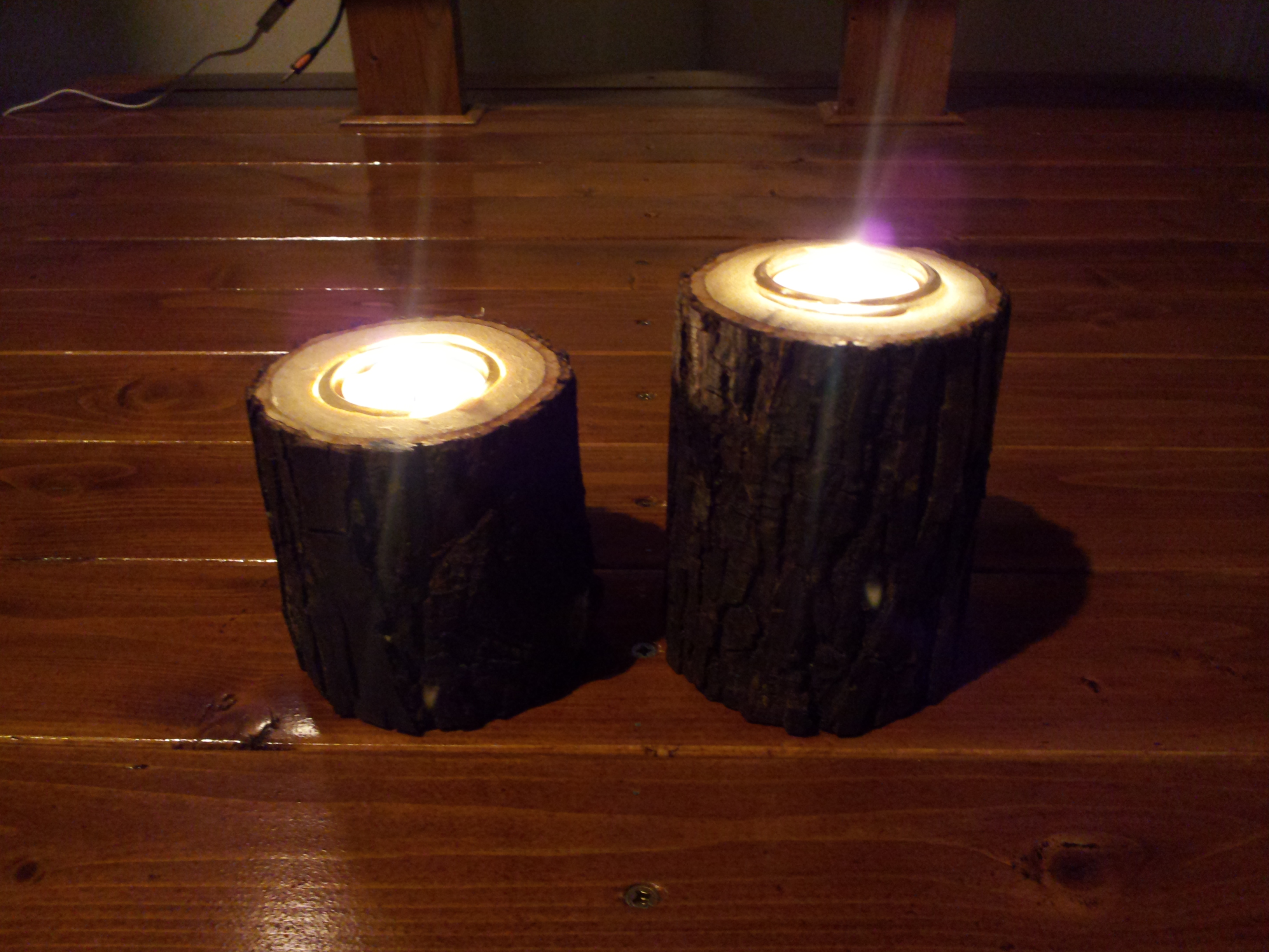 Dogwood Candles