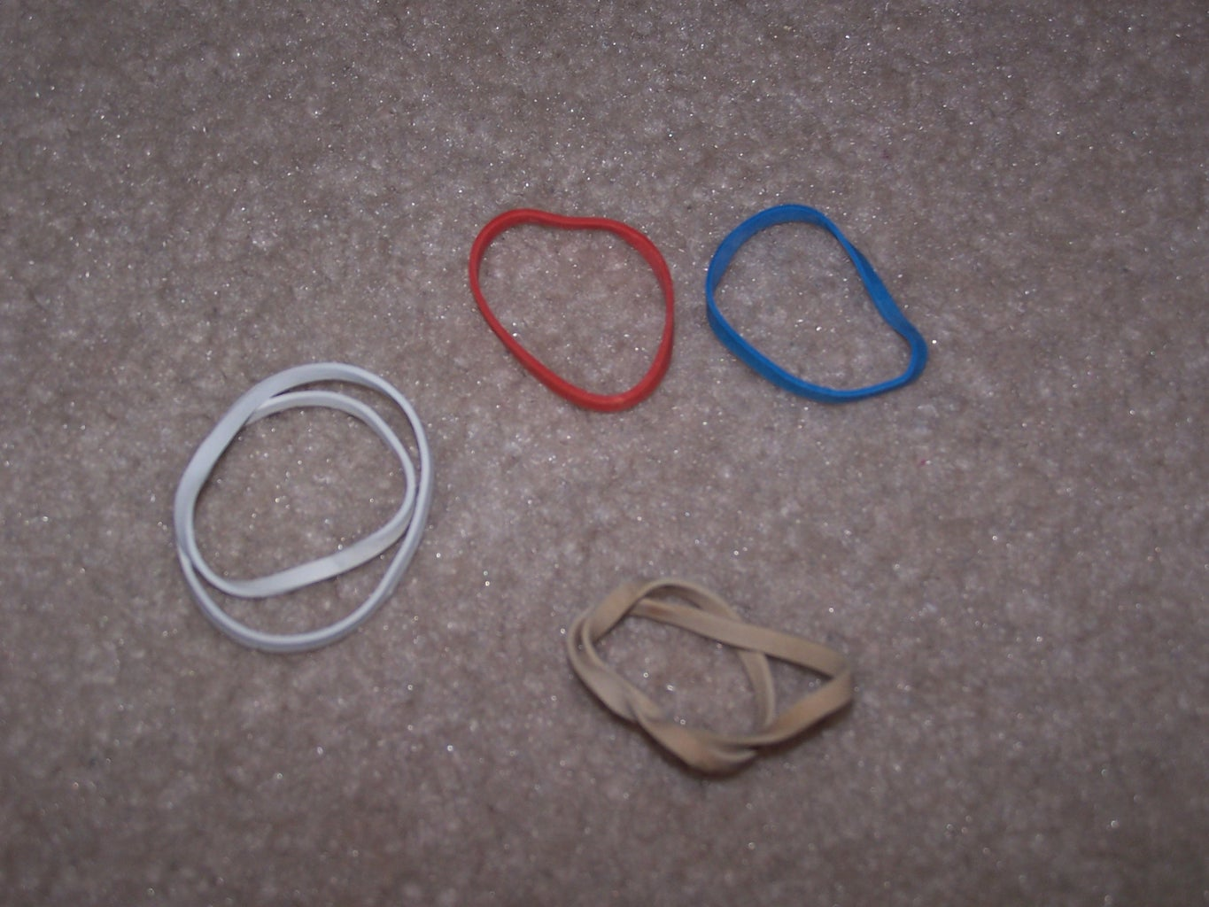 The Counterweight Rubberbands + Finishing the Trigger